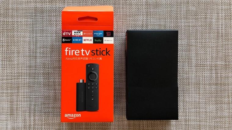 Fire TV Stick:中箱