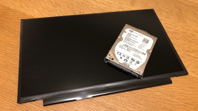 ThinkPad X250:TN液晶・HDD