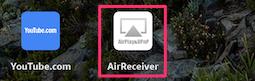 AirReceiver:アイコン