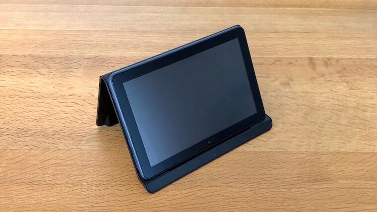 Fire HD 8 Plus ワイヤレススタンド設置