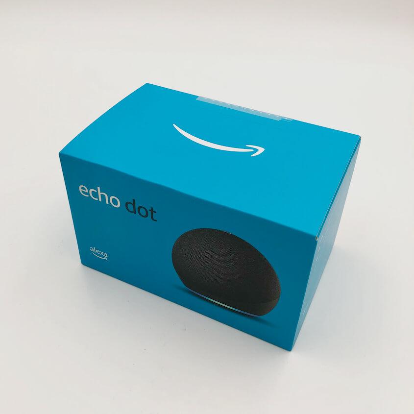 Echo Dot(第4世代):パッケージ