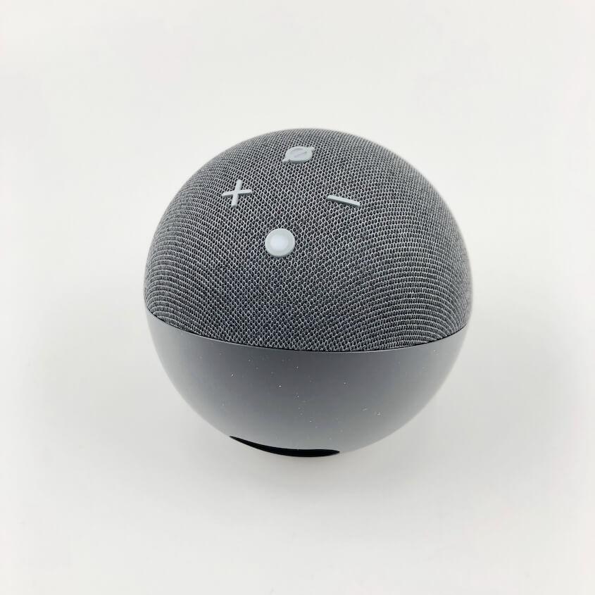 Echo Dot(第4世代):背面