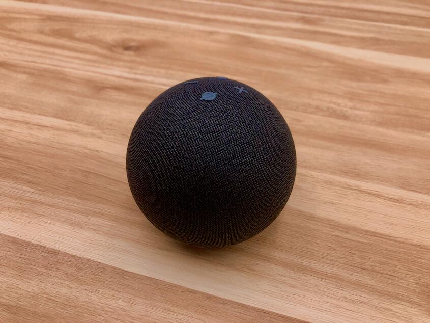 Echo Dot(第4世代):本体