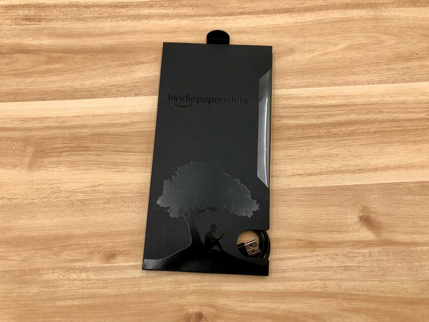 Kindle Paperwhite(第10世代):内箱